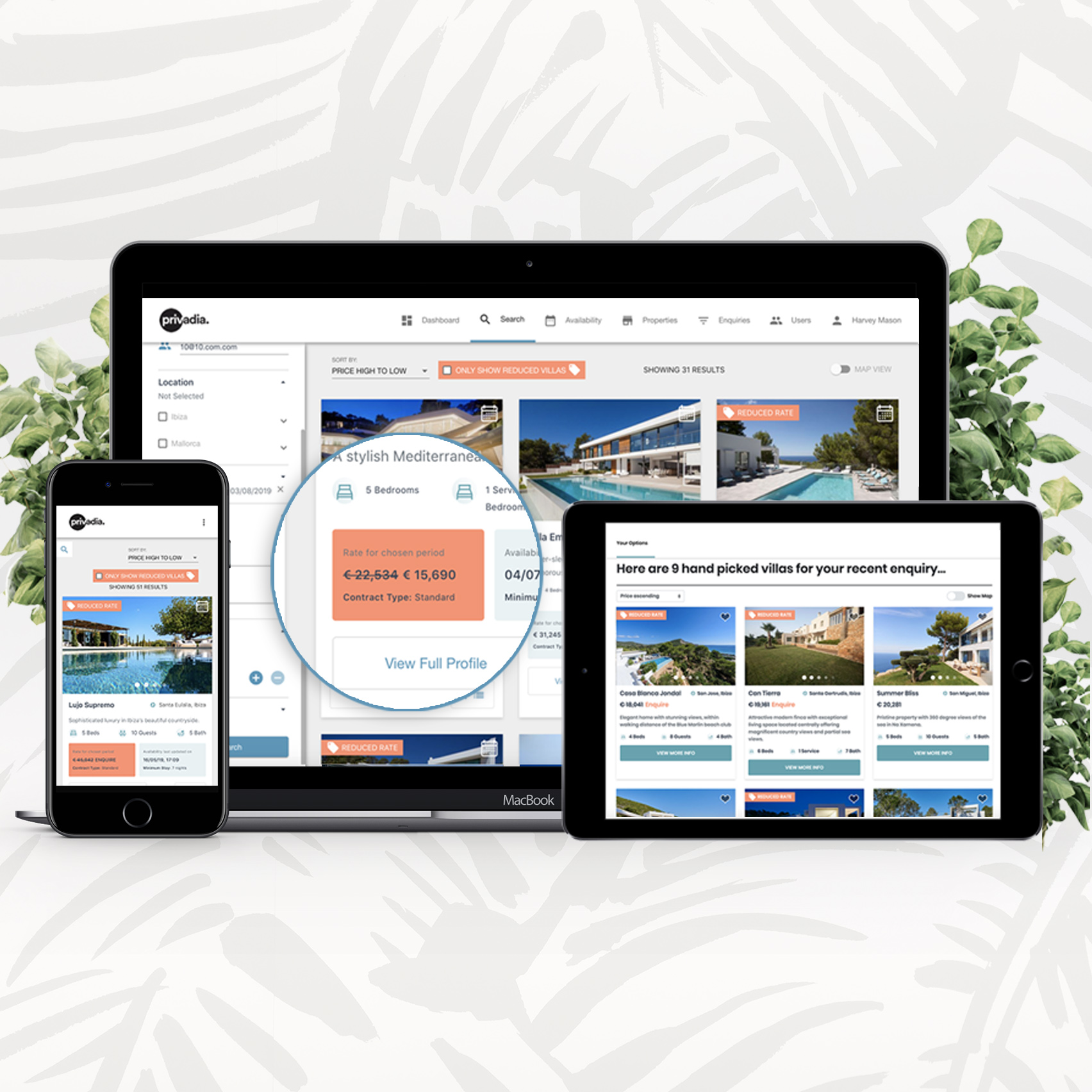 Rolled out our Agency Portal to our luxury travel partners around the world.