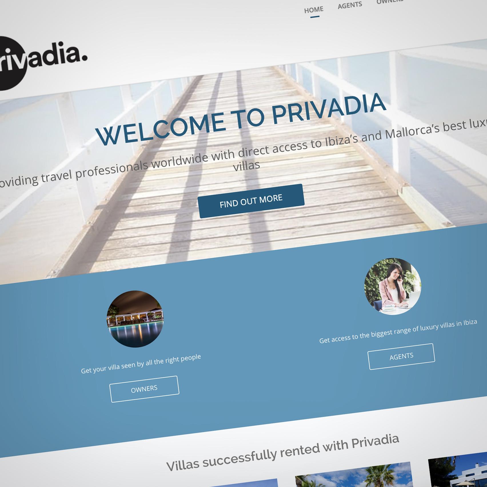 Privadia launch dedicated b2b villa rental service